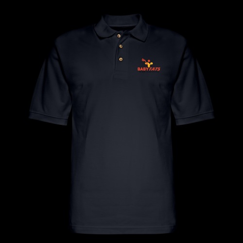 BABY TATS - TATTOOS FOR INFANTS! - Men's Pique Polo Shirt