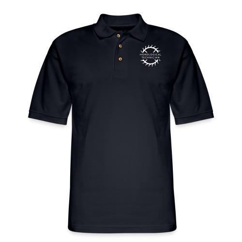 Horological Technician - White - Men's Pique Polo Shirt