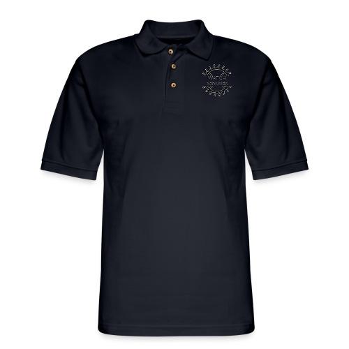 Watch Repairer Emblem - Men's Pique Polo Shirt