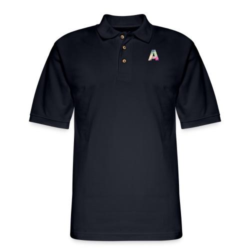 Amethyst Merch - Men's Pique Polo Shirt