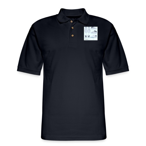 04EB9DA8 A61B 460B 8B95 9883E23C654F - Men's Pique Polo Shirt