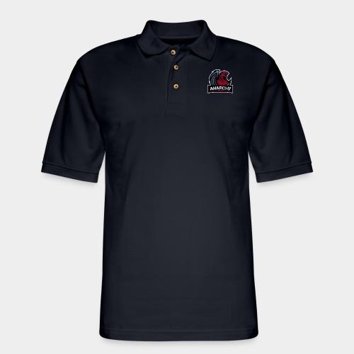 Official LoA Logo - Men's Pique Polo Shirt