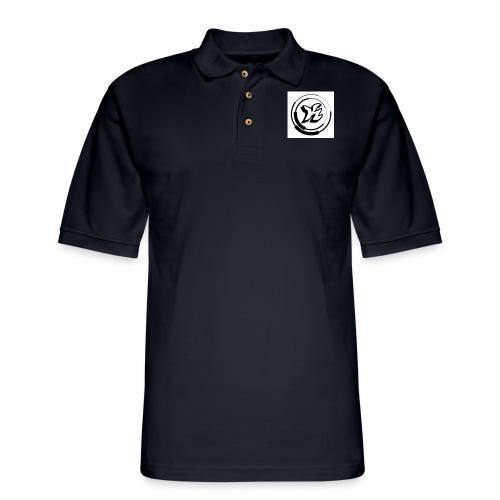 Kwozi Phone Case - Men's Pique Polo Shirt
