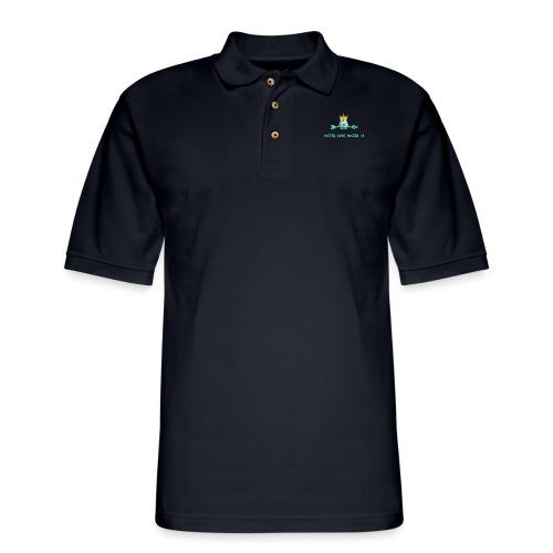 Gotta Love Soccer - Men's Pique Polo Shirt