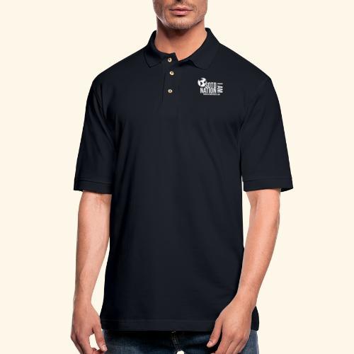 I Am Sotonation - Men's Pique Polo Shirt