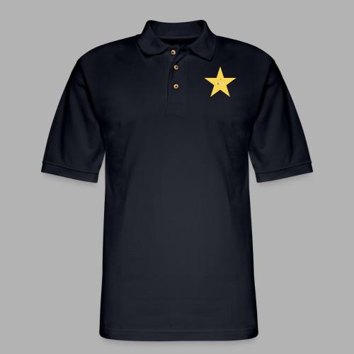 I Tried - Funny Shirt - Men's Pique Polo Shirt