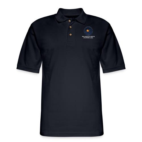 T SHIRT LOGO - Men's Pique Polo Shirt