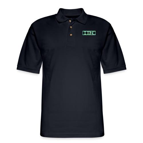 DOHZO - Men's Pique Polo Shirt
