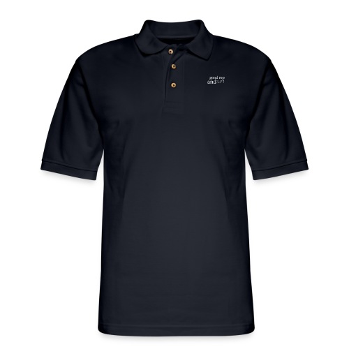 good rep and *not appropriate - Men's Pique Polo Shirt