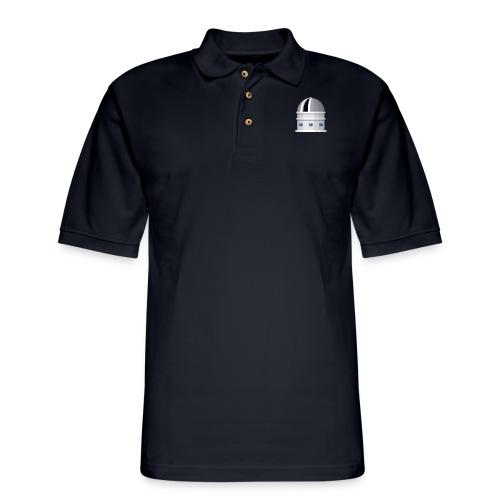 Observatory - Men's Pique Polo Shirt