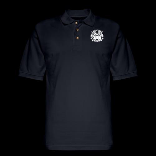 Mosh Squad Logo Merch - Men's Pique Polo Shirt
