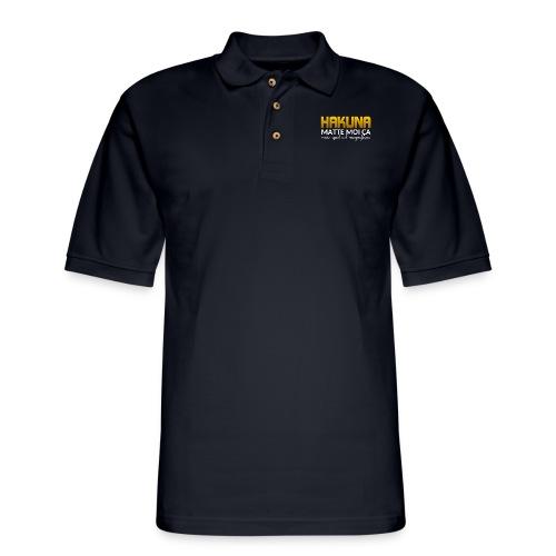 hakuna - Men's Pique Polo Shirt