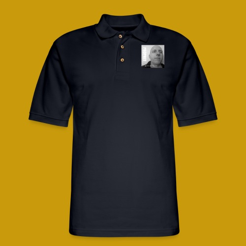 Prophet by Kevin Dellinger - Black T-Shirt - Men's Pique Polo Shirt