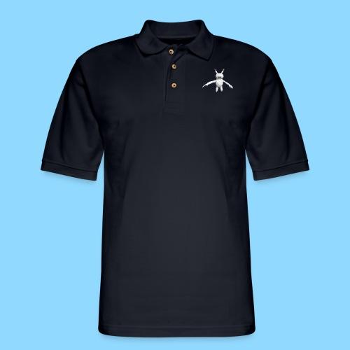 Contrast Monster - Men's Pique Polo Shirt