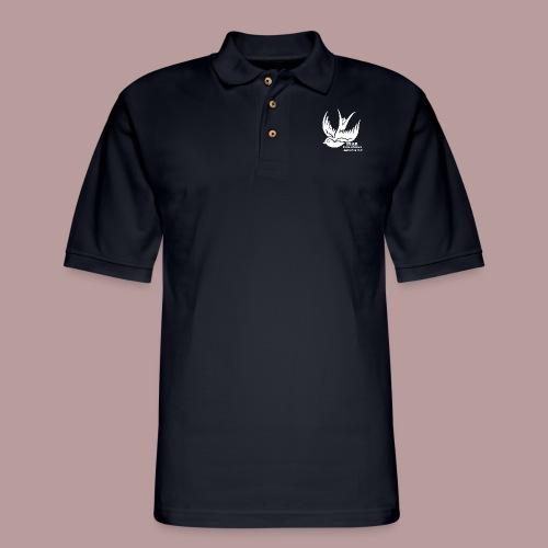 Fear - False evidence appearing real - Men's Pique Polo Shirt