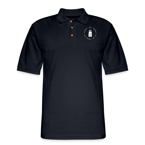 Legends N Leaders - Men's Pique Polo Shirt