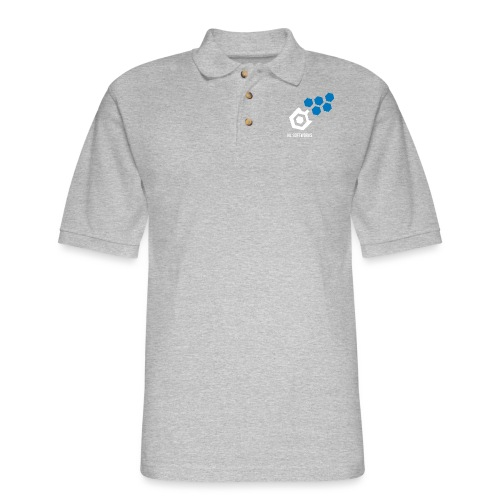 NLS Midnight Merch - Men's Pique Polo Shirt
