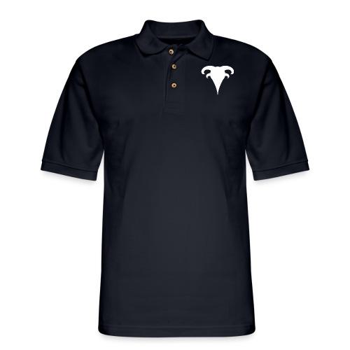 Horned Sigil - Men's Pique Polo Shirt