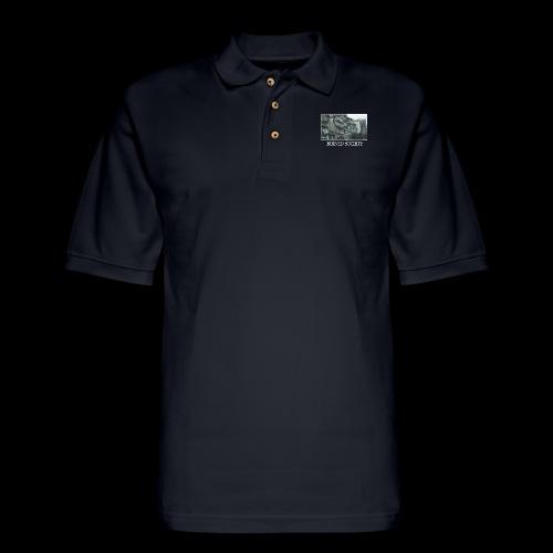 Ruined Society - Men's Pique Polo Shirt