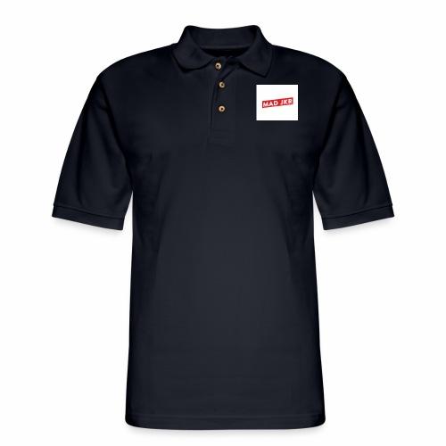 Mad rouge - Men's Pique Polo Shirt