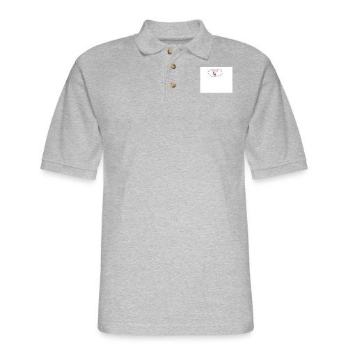 mens best cotton shirts This boy must sleep! - Men's Pique Polo Shirt
