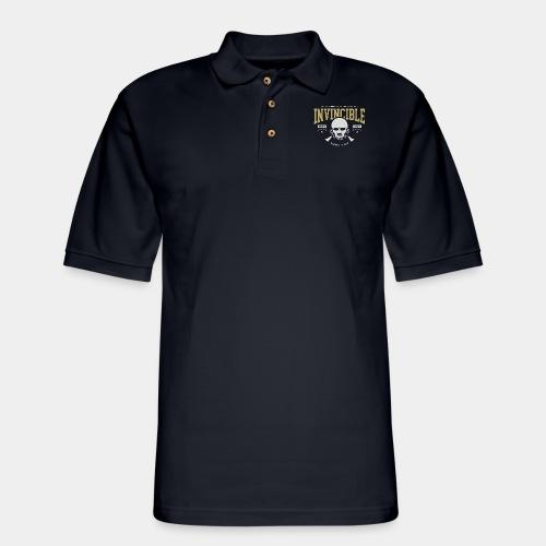 Invincible - Men's Pique Polo Shirt