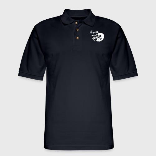 La Petit Mort - Men's Pique Polo Shirt