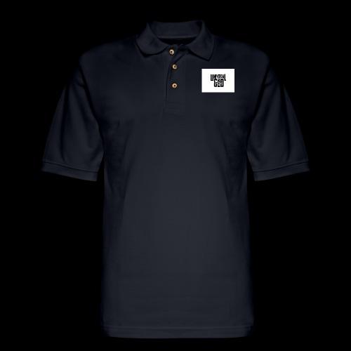 UNIVERSALDAGOD Clothing - Men's Pique Polo Shirt