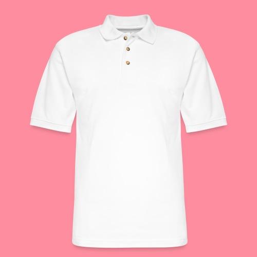BURN - Men's Pique Polo Shirt