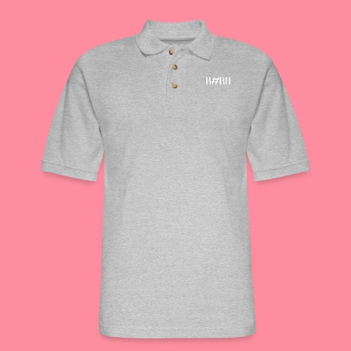 BURN - Men's Pique Polo Shirt