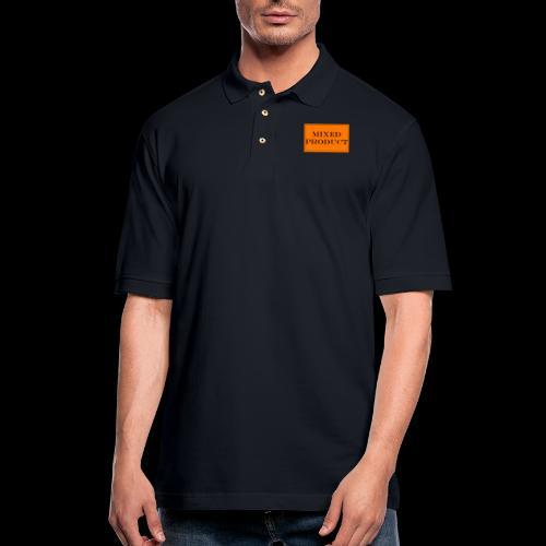 Mixed Product Drop - Men's Pique Polo Shirt