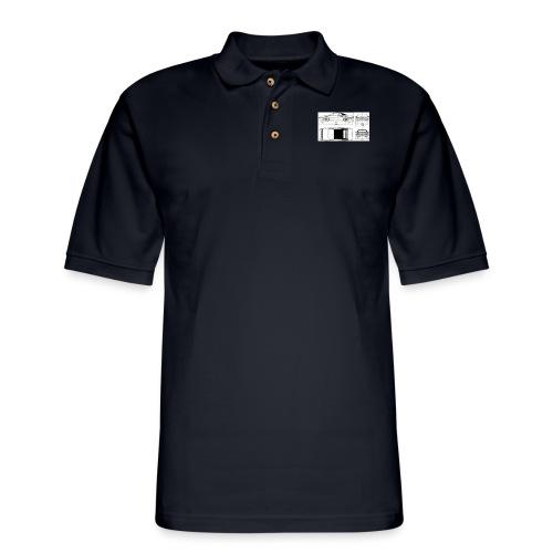 artists rendering - Men's Pique Polo Shirt