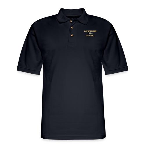 DON University Line (Multiple States) - Men's Pique Polo Shirt