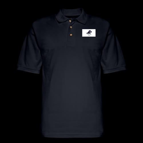 savage hoddie - Men's Pique Polo Shirt