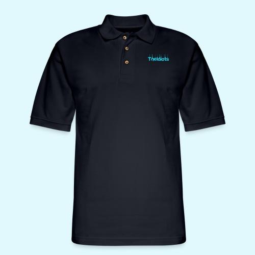 The Idiots Blue - Men's Pique Polo Shirt