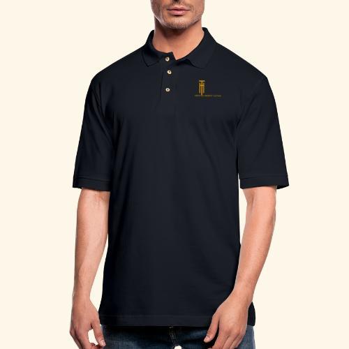 HHT Hat - Men's Pique Polo Shirt