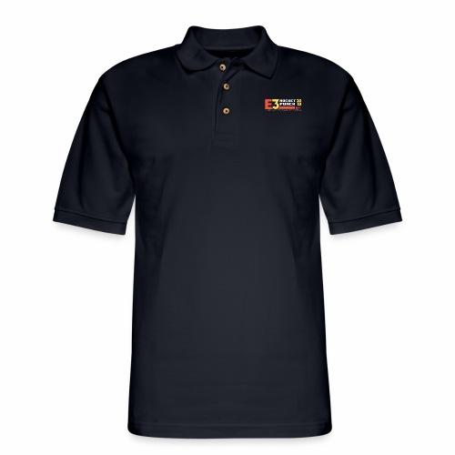E3 2019 - Men's Pique Polo Shirt