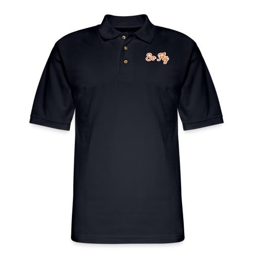 So Fly - Men's Pique Polo Shirt