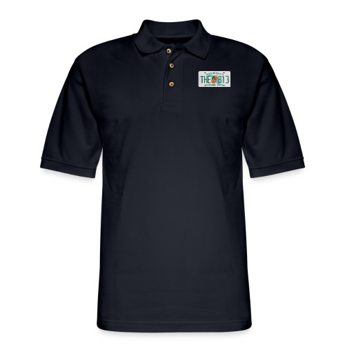 The 813 Plated - Men's Pique Polo Shirt