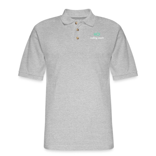 high resolution light - Men's Pique Polo Shirt