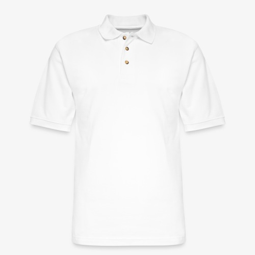 Suspense Is Killing Us White Logo - Men's Pique Polo Shirt