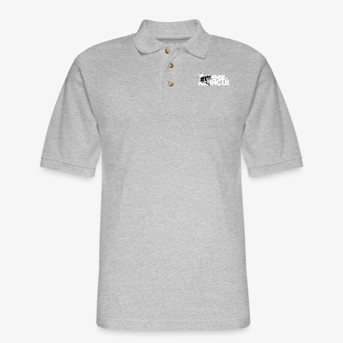 Suspense Is Killing Us Black Eye Logo - Men's Pique Polo Shirt