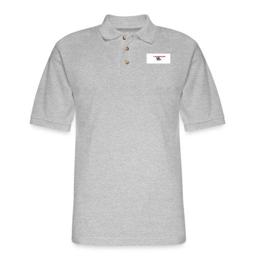 YUMMY MUMMY - Men's Pique Polo Shirt