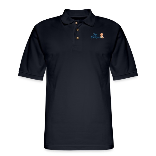 Boys Mini Taswegian - Men's Pique Polo Shirt