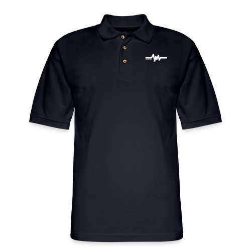WHOOKNOWS 2 copy - Men's Pique Polo Shirt