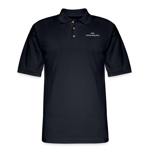 MacKillop Performing Arts Uniform - Men's Pique Polo Shirt