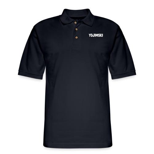 Yojimski - Men's Pique Polo Shirt