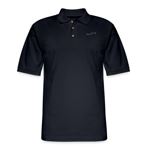 Skydive/BookSkydive/Perfect Gift - Men's Pique Polo Shirt