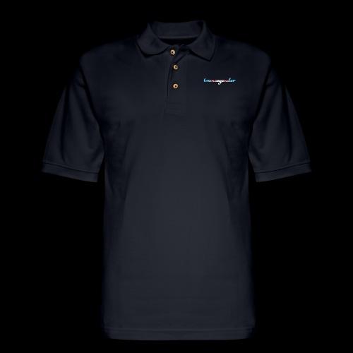 trancegender - Men's Pique Polo Shirt