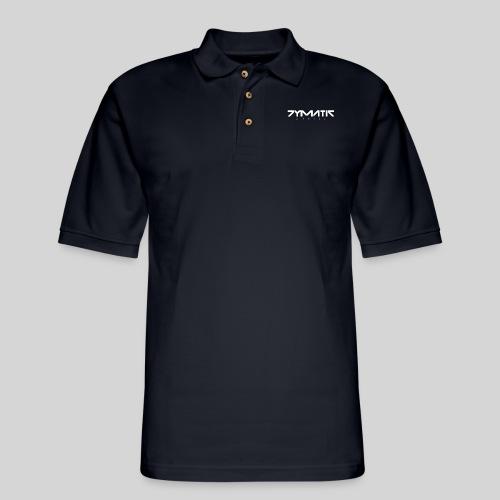 Cymatic Empire Logo - Men's Pique Polo Shirt
